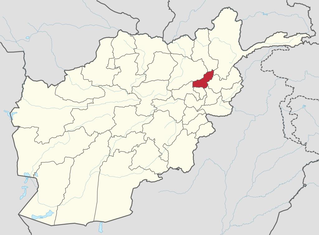Панджшерское ущелье афганистан карта